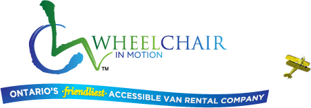 Wheelchair In Motion | Handicap Accessible Vans Rentals - Affordable wheelchair accessible vehicle rentals in Southern Ontario Canada