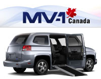Accessible vans Toronto