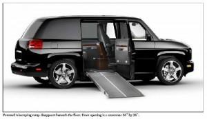 Wheelchair-accessible-vans