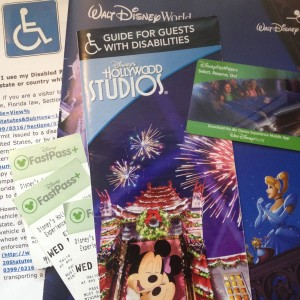Disneyworld and its Disability Access Service
