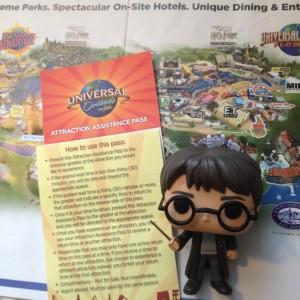 Universal Studios Assistance Pass